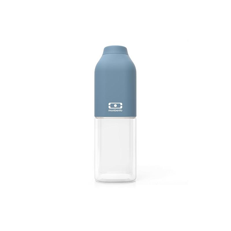 Monbento MB Positive Denim reusable ecological tritan bottle by Monbento