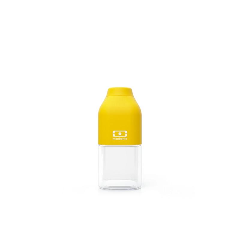 MB Positive S giallo Moutarde bottiglia Tritan riutilizzabile by Monbento
