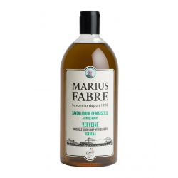 Marseille liquid soap Verbena flavoured (1L) 1900 by Marius Fabre