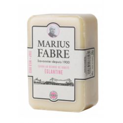 Marseille Wild Rose perfumed pure olive oil soap (250gr) 1900 by Marius Fabre