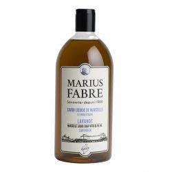 Marseille liquid soap Lavender flavoured (1L) 1900 by Marius Fabre