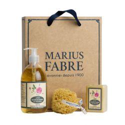 "Casket ""Provence Rose Soap"" - 1900 - by Marius Fabre"