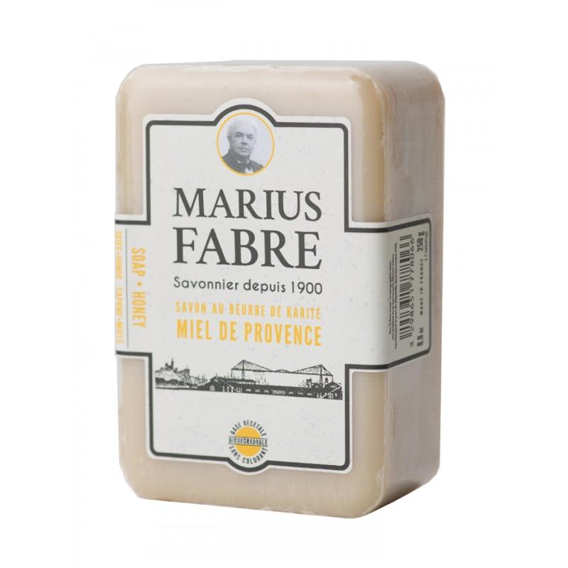 Sapone Puro di Marsiglia Aromatizzato ai Miele 250gr 1900 by Marius Fabre
