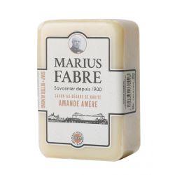 Sapone Puro di Marsiglia Aromatizzato alla Mandorla Amara 250gr 1900 by Marius Fabre