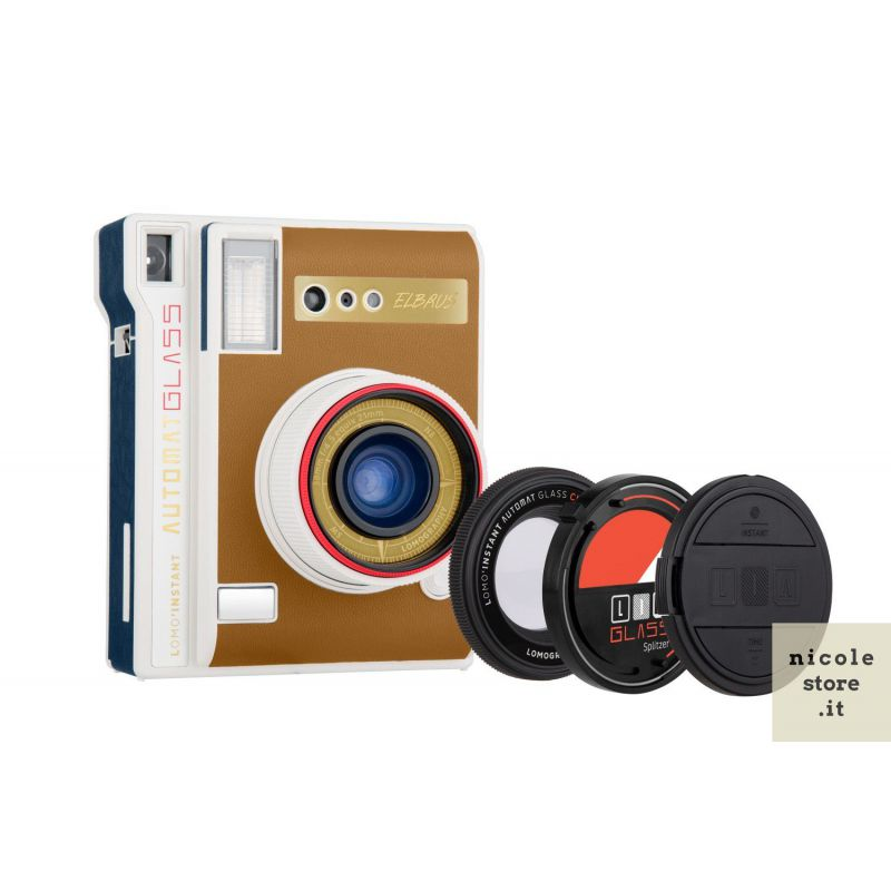 Lomo'Instant Automat Glass Elbrus by Lomography
