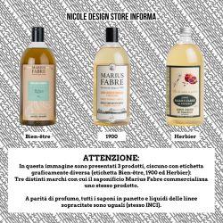 Sapone Liquido di Marsiglia al Fiore di Ciliegio e Melograno 1L Herbier by Marius Fabre