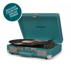 Crosley Cruiser Deluxe Teal by Crosley