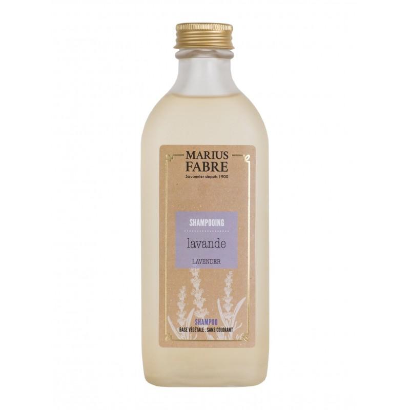 Shampoo vegetale alla Lavanda 230 mL Le Bien-être by Marius Fabre
