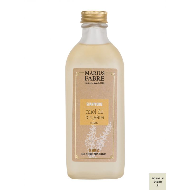 Shampoo Honey flavored 230ml Bien-Être by Marius Fabre