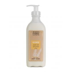 Moisturizing milk Honey flavored 230ml Bien-Être by Marius Fabre