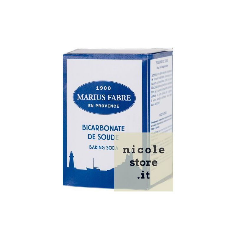 Sodium bicarbonate 700gr LAVOIR by Marius Fabre