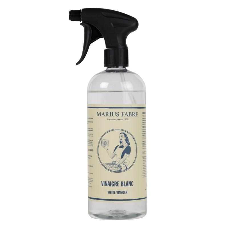 White Vinegar with dispenser 700mL NATURE by Marius Fabre