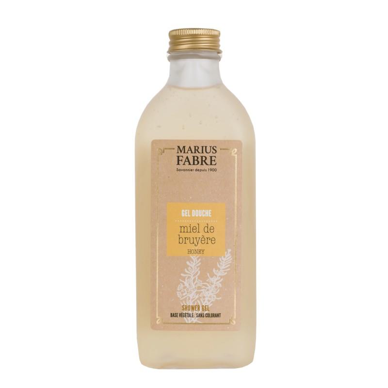 Shower Gel Honey flavored 230ml Bien-Être by Marius Fabre