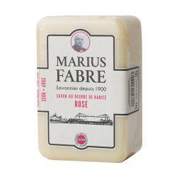 Sapone Puro di Marsiglia alla Rosa 250gr 1900 by Marius Fabre