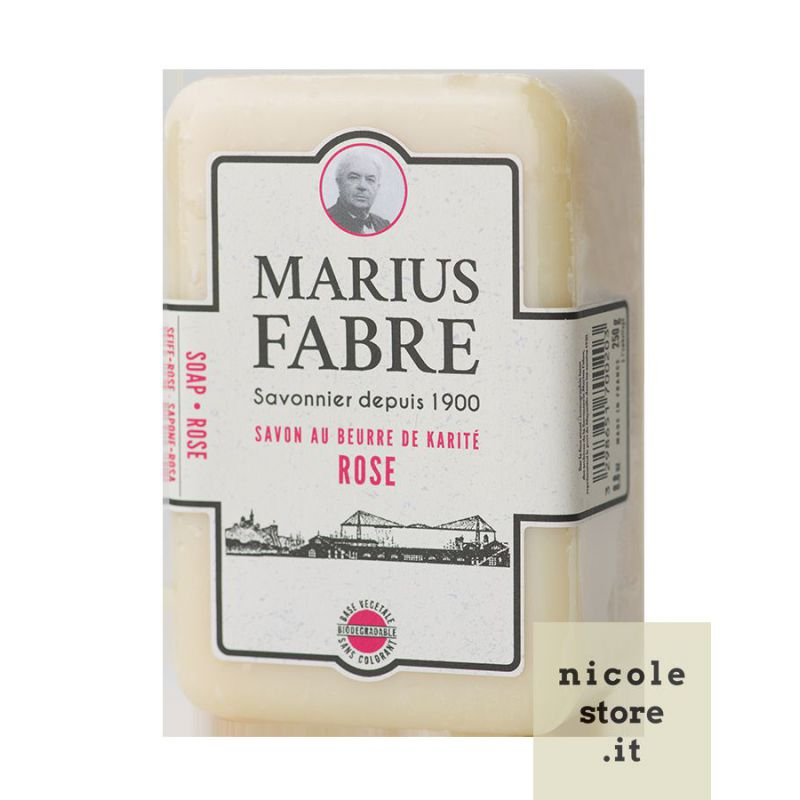 Honey perfumed pure Karité Butter oil soap (250gr) 1900 by Marius Fabre