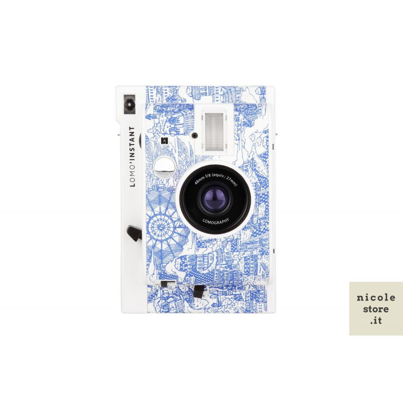Lomo'Instant Explorer by Lomography
