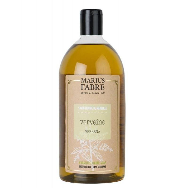 Sapone Liquido di Marsiglia alla Verbena  1L Le Bien Etre by Marius Fabre