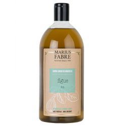 Marseille liquid soap Fig flavoured (1L) Le Bien Etre by Marius Fabre