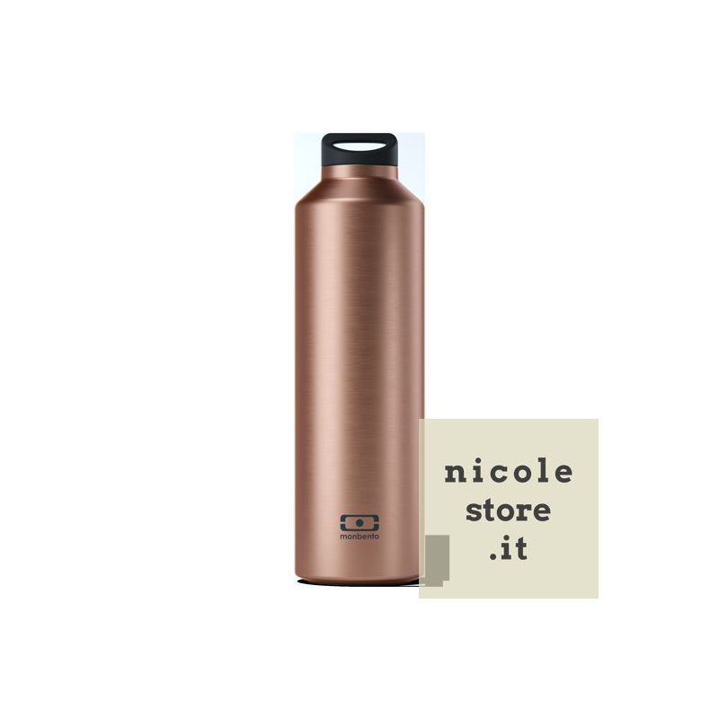 MB Steel Cuivre thermos insulated bottle by Monbento