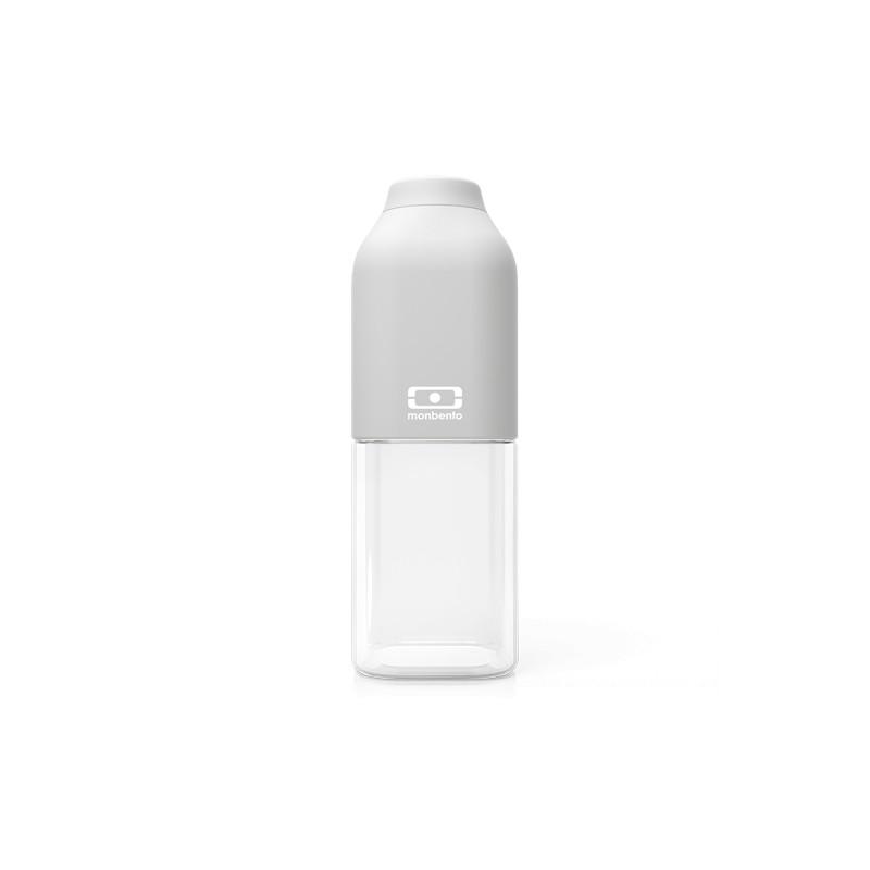 MB Positive M grey Coton reusable Tritan bottle by Monbento