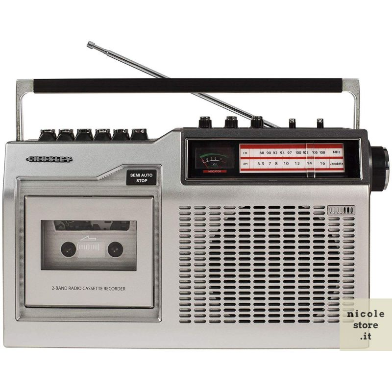Crosley CT200 A Cassette Player by Crosley