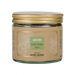 Body Olive Oil Black Soap by Marius Fabre