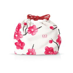 MB Pochette graphic Blossom lunchbox sleeve bag for Monbento