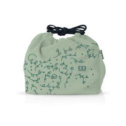 MB Pochette graphic English Garden lunchbox sleeve bag for Monbento