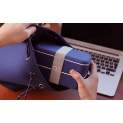 Monbento MB E-Zy Navy  - Lunchbox bag by Monbento