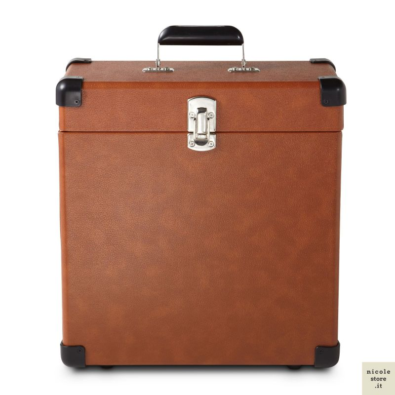 Crosley Carrier Case Tan by Crosley