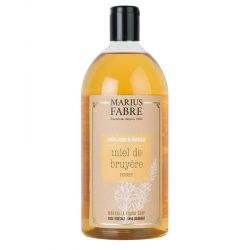 Marseille liquid soap Heather Honey flavoured (1L) Le Bien-être by Marius Fabre