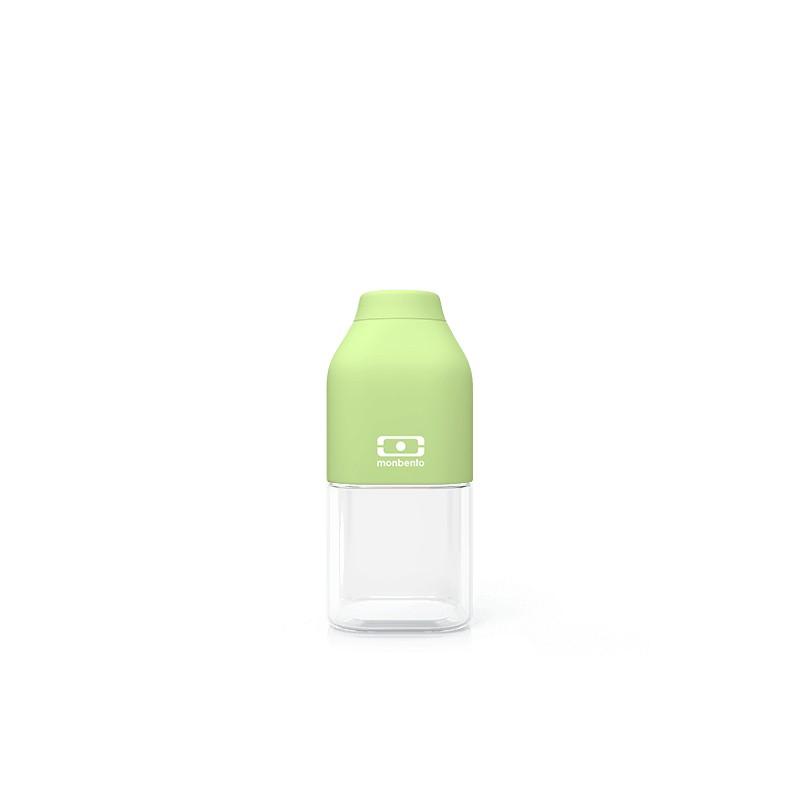 Monbento MB Positive S Apple reusable ecological tritan bottle by Monbento
