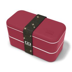 Monbento MB Original Glossy Red - Rosso Lucido - by Monbento