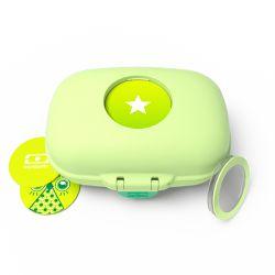 MB Gram verde Apple scatola porta merenda ecosostenibile by Monbento