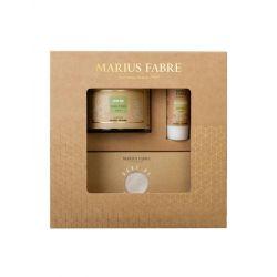 "Christmas Box ""Black Soap Beauty"" Marius Fabre"