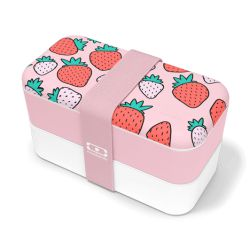 Monbento MB Original graphic Strawberry - 2020 edition - by Monbento