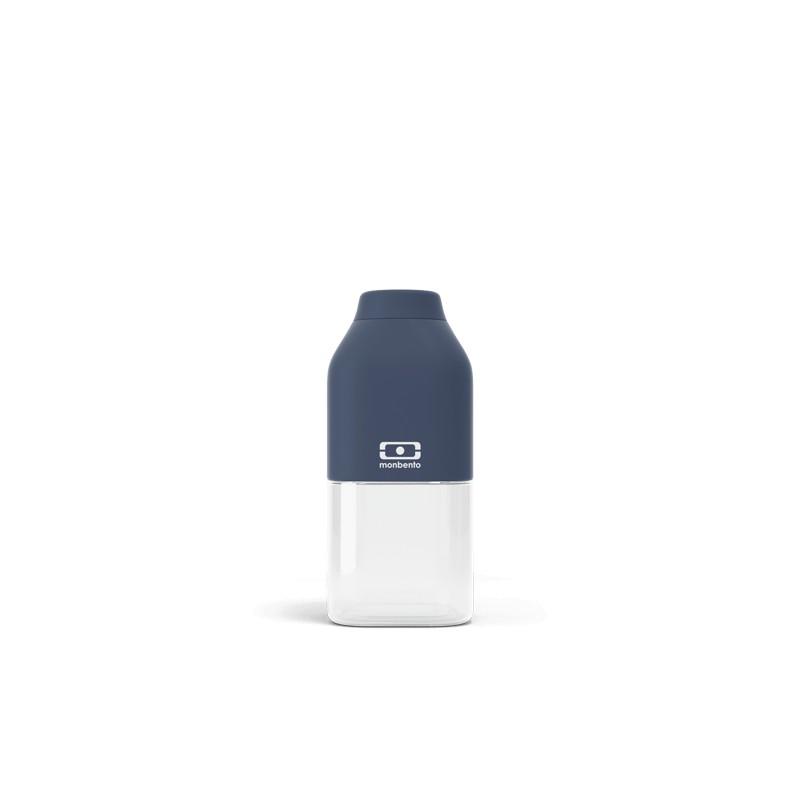 MB Positive S blue Infinity reusable Tritan bottle by Monbento