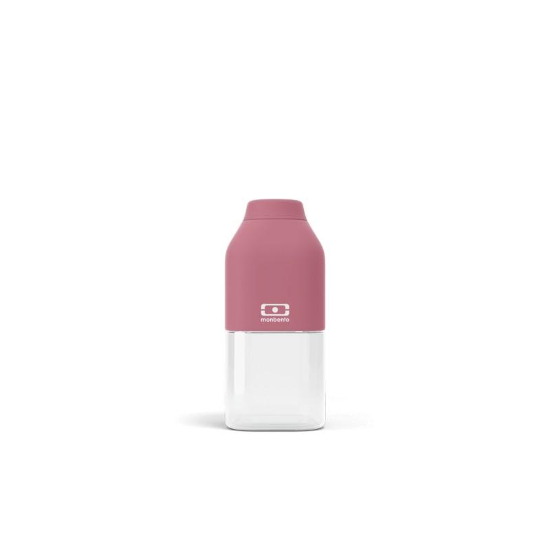 MB Positive S rosa Blush bottiglia Tritan riutilizzabile by Monbento