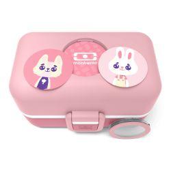 Monbento MB Tresor pink Blush kids lunchbox by Monbento