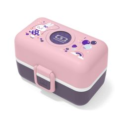 Monbento MB Tresor graphic Bunny kids lunchbox by Monbento