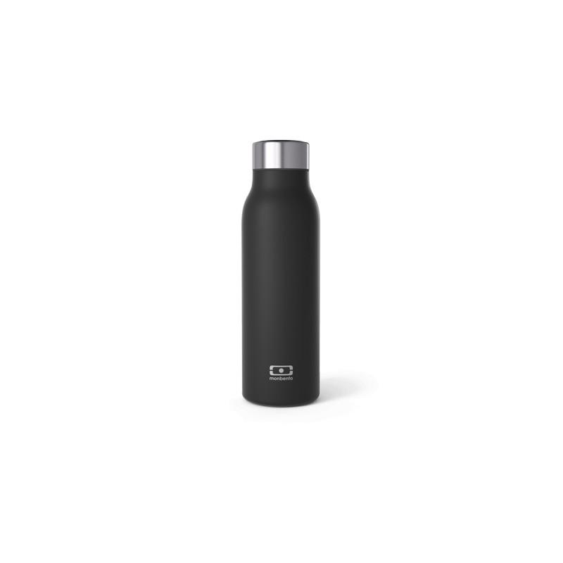 MB Genius black Onyx intelligent isothermal bottle of Monbento