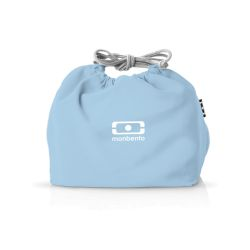 MB Pochette blue Crystal lunchbox sleeve bag for Monbento