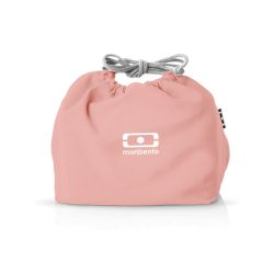 MB Pochette pink Flamingo lunchbox sleeve bag for Monbento