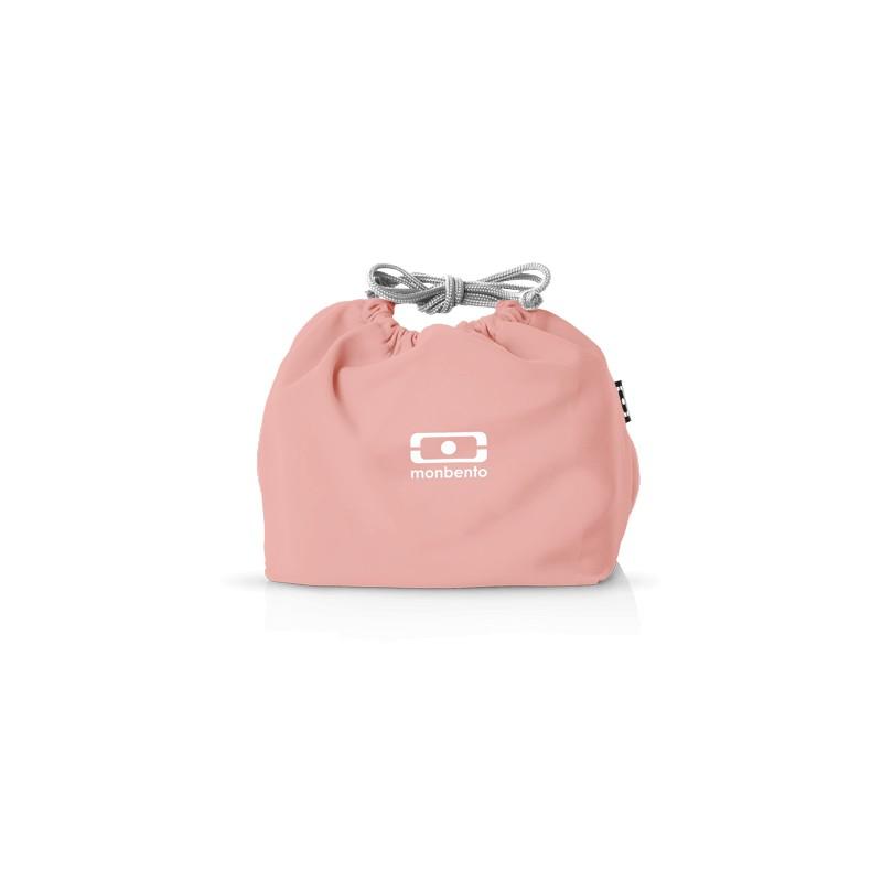 MB Pochette rosa Flamingo borsa custodia porta lunchbox di Monbento