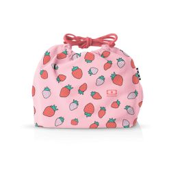 MB Pochette graphic Strawberry borsa custodia porta lunchbox di Monbento
