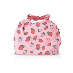MB Pochette graphic Strawberry borsa custodia porta lunchbox di Monbento