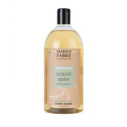 Marseille liquid soap Bitter Almond flavoured (1L) Le Bien-être by Marius Fabre