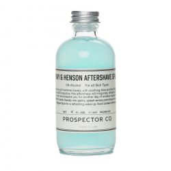 Peary & Henson Aftershave by Prospector Co.