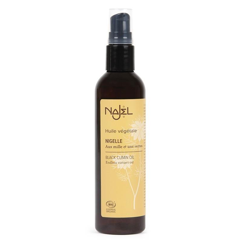 Olio di Cumino Nero - Hiule de Nigelle - Najel