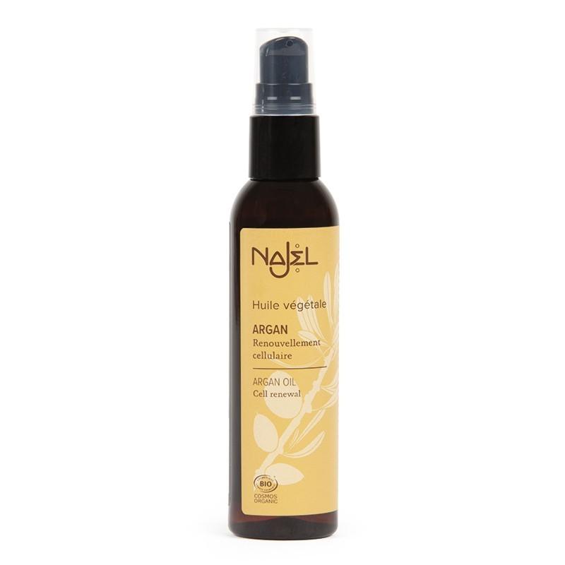 Organic Argan Oil 80ml - Huile de Argan - Najel